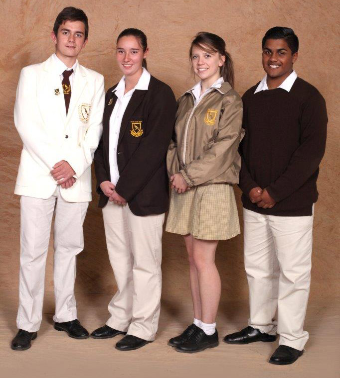 school uniform Randpark High School