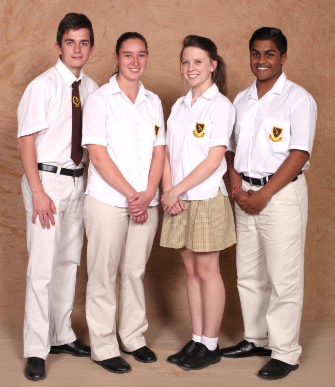 summer school uniform Randpark High School