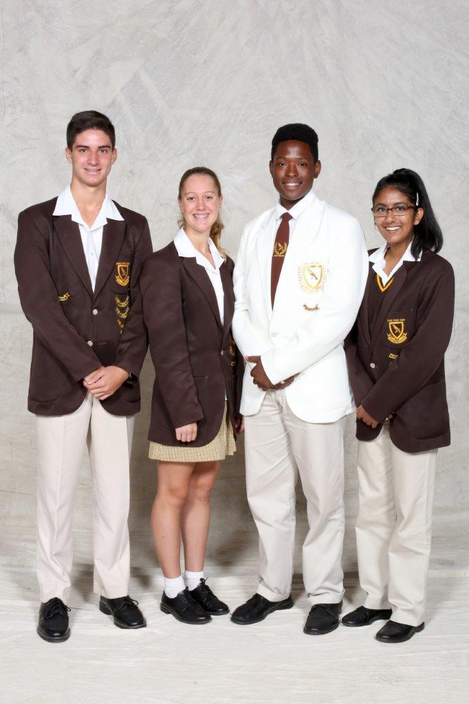 Rand park High School uniform
