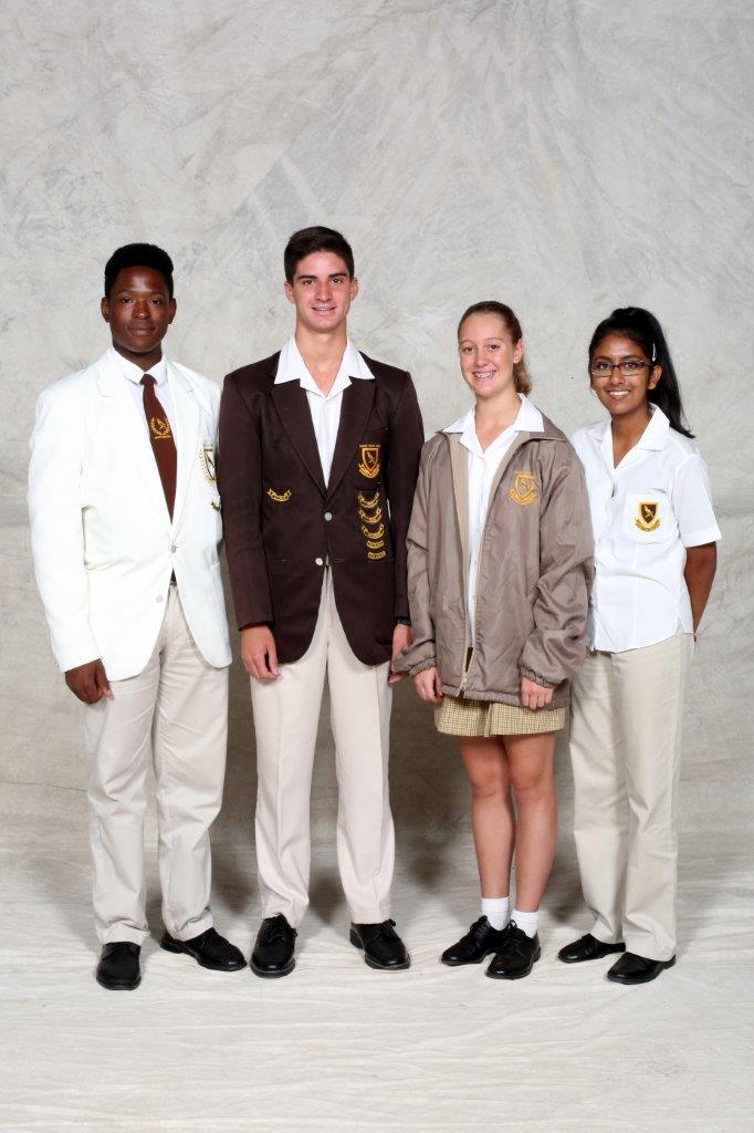 winter school uniform Randpark High School